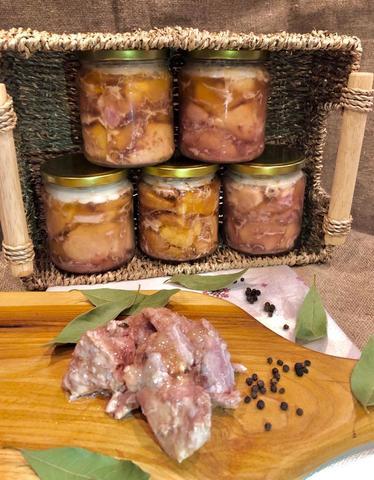 Свинина фермерская (кусковая)
